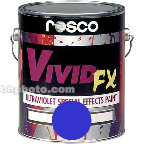 Rosco Vivid FX Paint - Brilliant Blue 150062590128