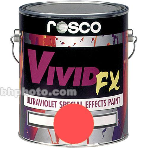 Rosco  Vivid FX Paint - Scarlet Red 150062540128