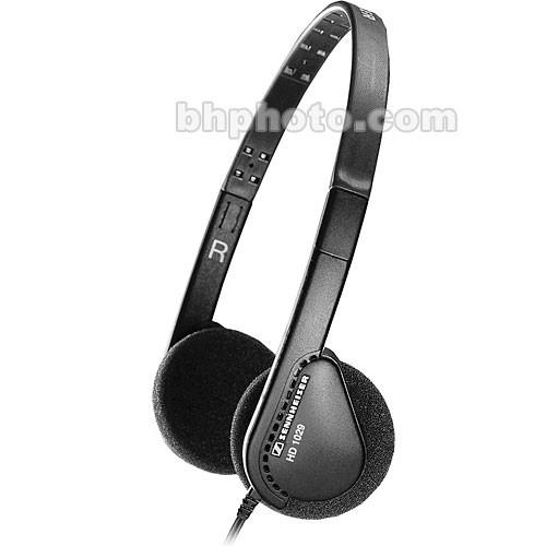 Sennheiser HD1029 - Dual Monophonic Adjustable Headphones HD1029
