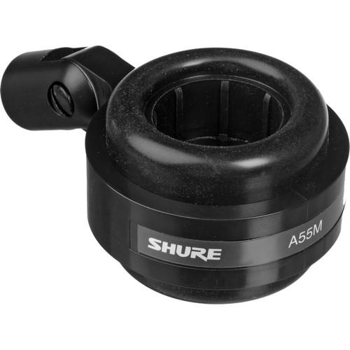 Shure A55M Isolation and Swivel Shock Stopper Microphone A55M