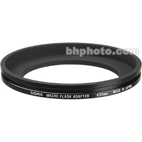Sigma  58mm Adapter Ring for EM-140 F30S16