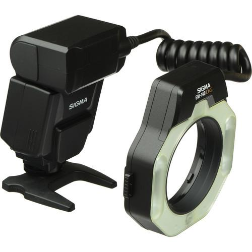 Sigma EM-140 DG Macro Ring Flash for Nikon AF F309306