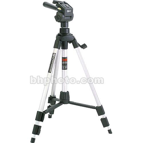 Smith-Victor P800 2-Way Panhead Tripod with Compact Base 700165