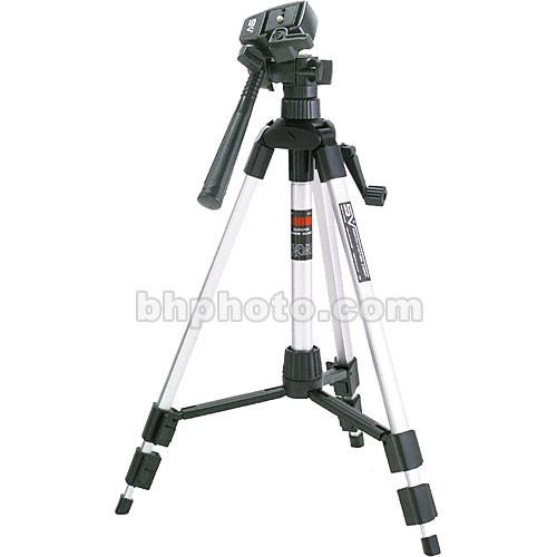 Smith-Victor P900 3-Way Panhead Tripod with Compact Base 700180