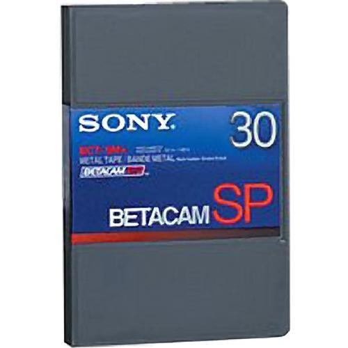 Sony BCT-30MA Betacam SP Cassette (Small) BCT30MA/3