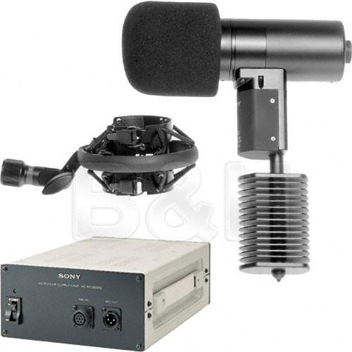 Sony C-800G Studio Tube Condenser Microphone PAC C800GPAC