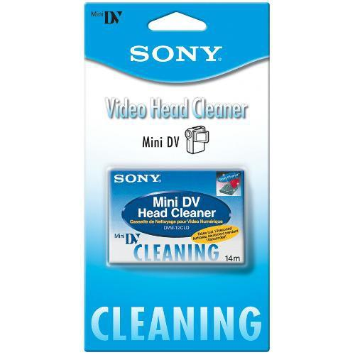 Sony  DVM-12CLD Cleaning Cassette DVM12CLD/US