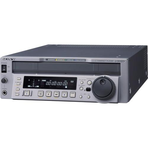 Sony J-30SDI Compact Betacam Series Player J30SDI