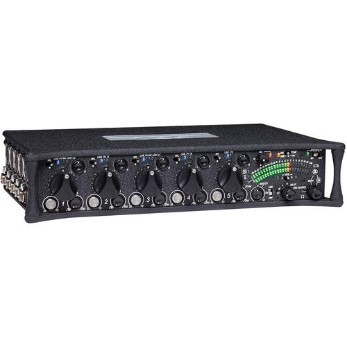 Sound Devices 552 Portable 5-Channel Production Mixer and 552