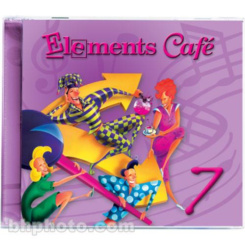 Sound Ideas  Sample CD: Elements Cafe 7 M-SI-EC-7