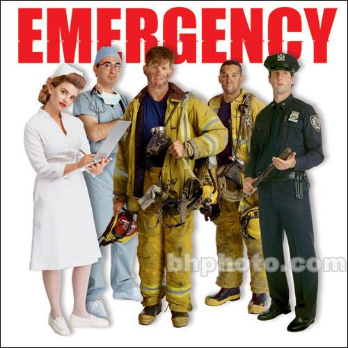 Sound Ideas  Sample CD: Emergency SI-EMERGENCY