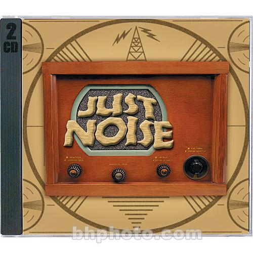 Sound Ideas  Sample CD: Just Noise SI-NOISE