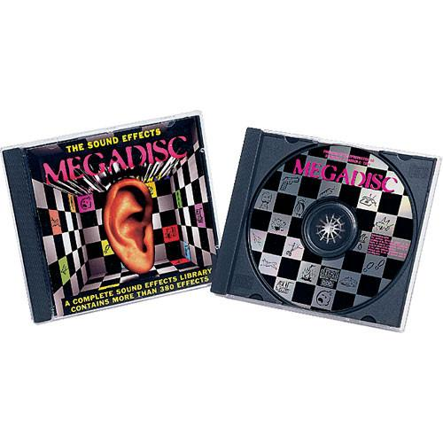 Sound Ideas Sample CD: Megadisc from Digiffects SS-DIGI-MEGA