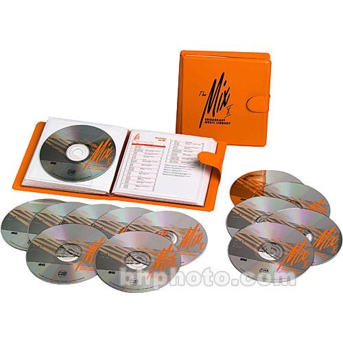 Sound Ideas Sample CD: Mix XI - Broadcast Length Music M-MIX-11