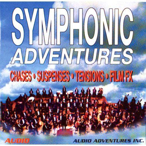 Sound Ideas Sample CD: Symphonic Adventures SS-SYMPHON-ADV