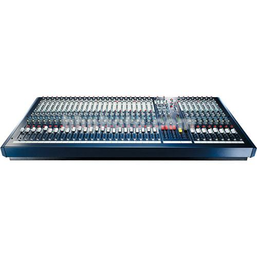 Soundcraft LX7 II - 24 Channel Recording Mixer RW5675