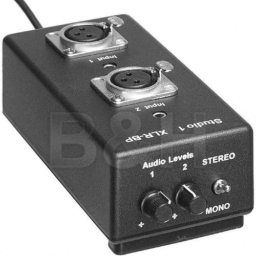 Studio 1 Productions XLR-BP Belt Clip XLR Adapter with XLR-BP