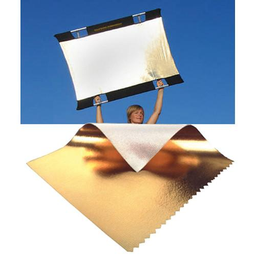 Sunbounce Mini Sun-Bounce Kit - Gold/White Screen C-100-130