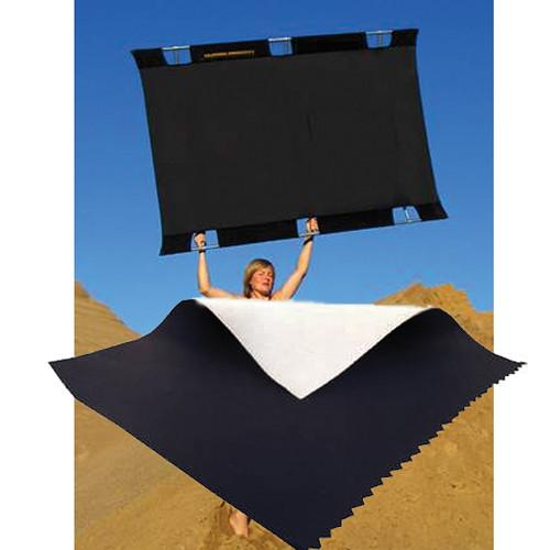 Sunbounce Pro Sun-Bounce Kit - Black/Soft White Screen C-200-240