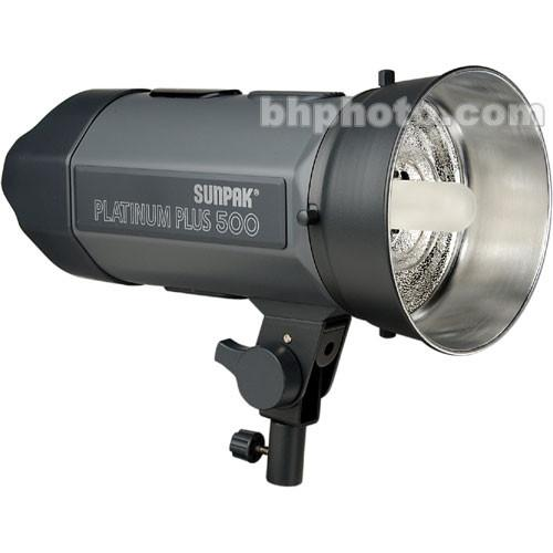 Sunpak  Platinum Plus 500 W/S Monolight MPP500