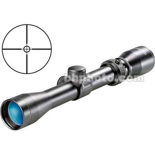 Tasco 1.5-4.5x32 World Class Riflescope - Black BA1545X32
