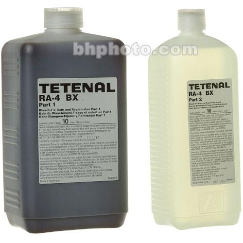 Tetenal  RA-4 Bleach/Fix 4x10-liter T109324