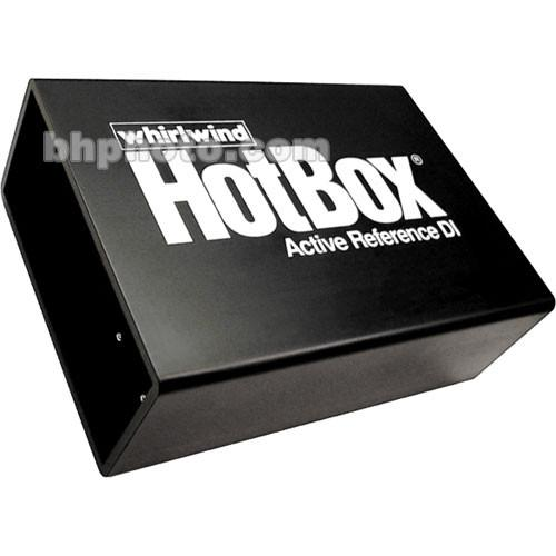 Whirlwind  HOTBOX - Active Direct Box HOTBOX