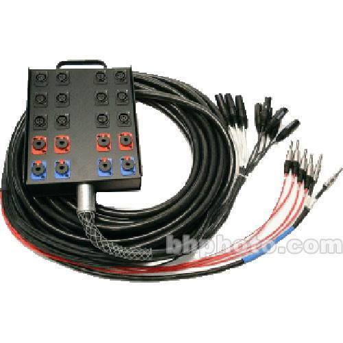 Whirlwind Medusa Power Series 12 Channel Snake Cable - MP-12-150