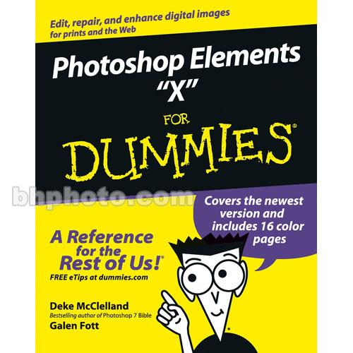 Wiley Publications Book: Photoshop Elements 9780764570629