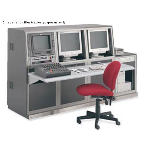 Winsted  4-Bay Edit Console, Model J8123 J8123