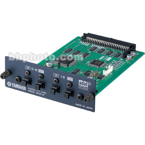 Yamaha MY16AT - 16 Channel ADAT Interface Card MY16AT, Yamaha, MY16AT, 16, Channel, ADAT, Interface, Card, MY16AT,