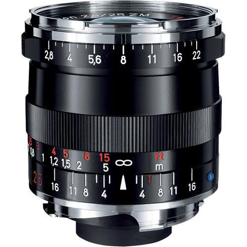 Zeiss  25mm f/2.8 ZM Lens - Black 1365-653