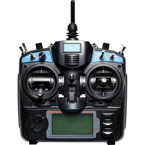 3DR 2.4 GHz, 9-Channel Transmitter for IRIS  Quadcopter ASY0002