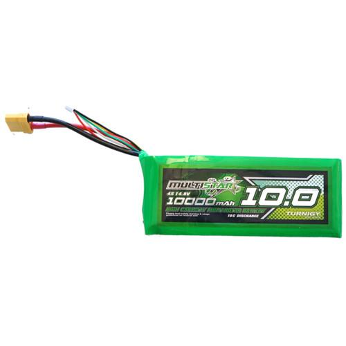 3DR  4S 14.8 V 10000 mAh Flight Battery PRC0016
