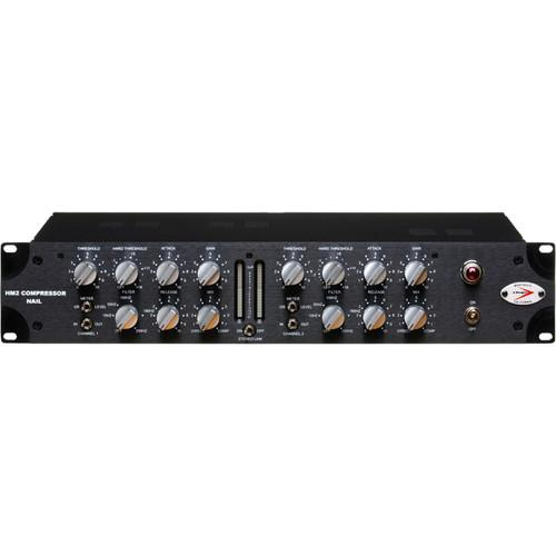 A-Designs HM2 Nail Dual-Channel Compressor/Limiter - HM2 COMP