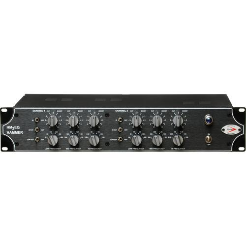 A-Designs HM2EQ Hammer - Dual Channel 3-Band EQ HM2 EQ