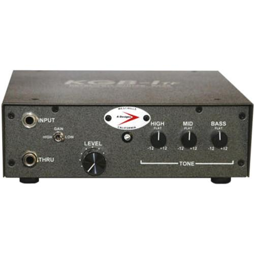 A-Designs KGB-1tf Single-Channel Solid-State Instrument KGB-1TF