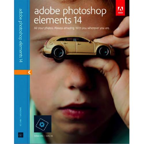 Adobe  Photoshop Elements 14 (DVD) 65263875