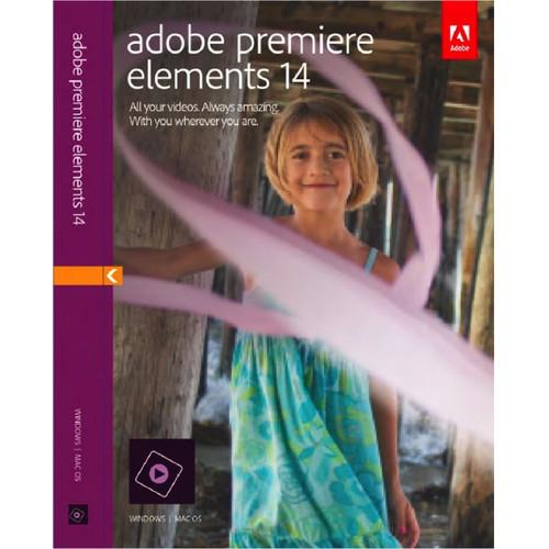 Adobe  Premiere Elements 14 (DVD) 65263910