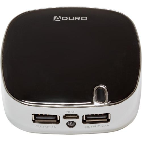 Aduro POWERUP Power Bank 5200mAh Portable USB Battery PW5K12WBT