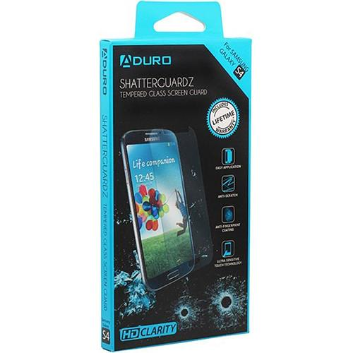 Aduro SHATTERGUARDZ Tempered Glass Screen SHGIP6H5 HDCL