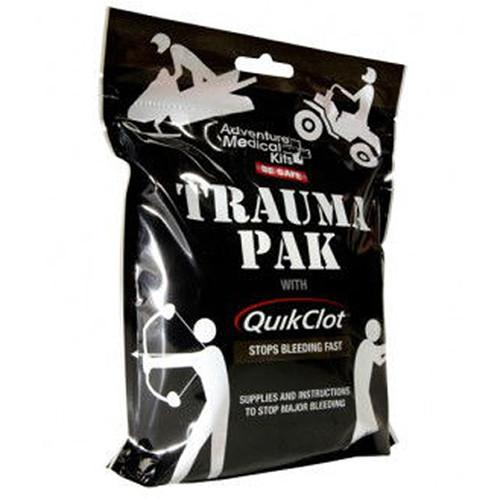 Adventure Medical Kits Trauma Pak and QuikClot Kit AMK-2064-0292
