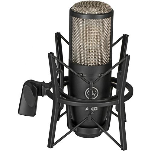 AKG  Vocal and Music Recording Starter Kit