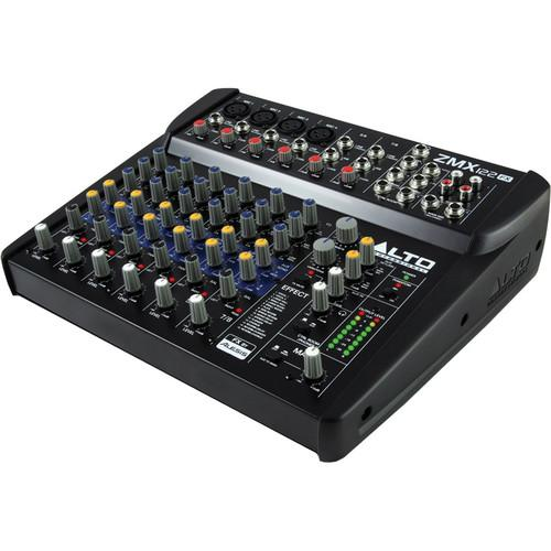 Alto ZEPHYR ZMX122FX 8-Channel Mixer with Effects ZMX122FX