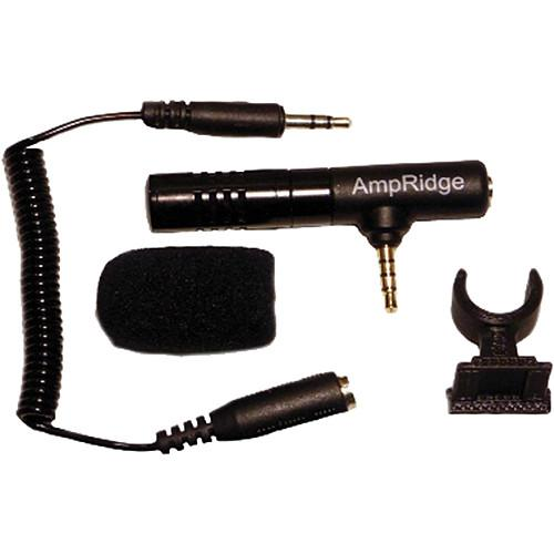 Ampridge MightyMic SLR Shotgun DSLR Video Microphone AMP SLR