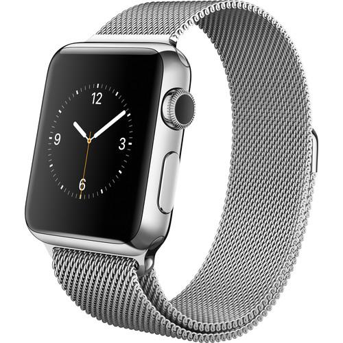 Apple  Watch 38mm Smartwatch MJ322LL/A
