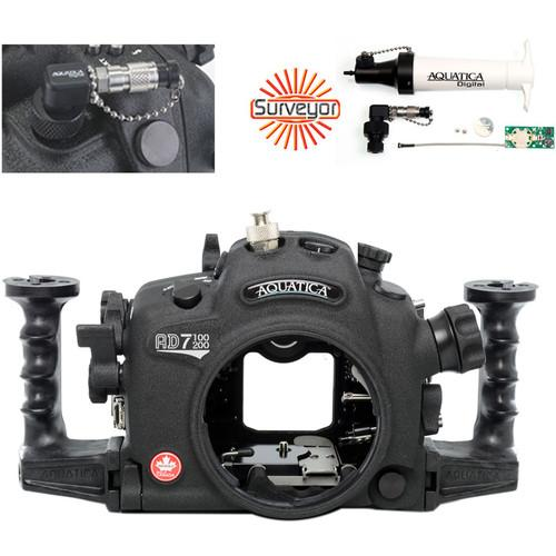 Aquatica AD7100 Underwater Housing for Nikon D7100 20073-KT-VC