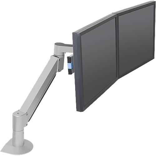 Argosy 7500-WING Monitor Arm for 9 to 21 lb MONITOR ARM-D2W-P