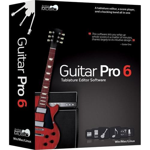 Arobas Music Guitar/Bass Tablature Editor/6 Sandpacks 11-30072