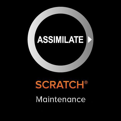 Assimilate Annual Maintenance for SCRATCH AI-M-PRO-ALL